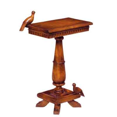 cottage style accent table