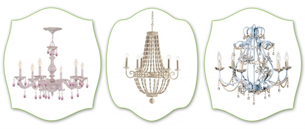 cottage style chandeliers