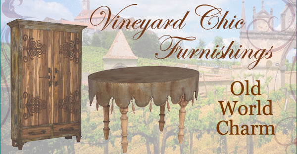 Wine Country Furniture