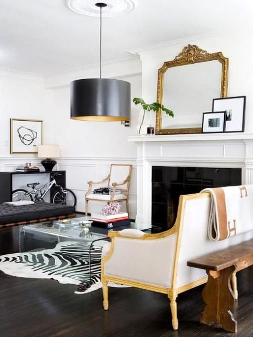 modern_french_room_black_gold