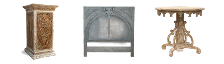 Gothic style furniture