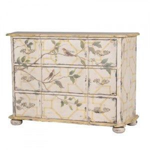 cottage style chest