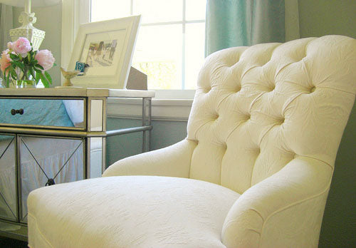 tufted furniture