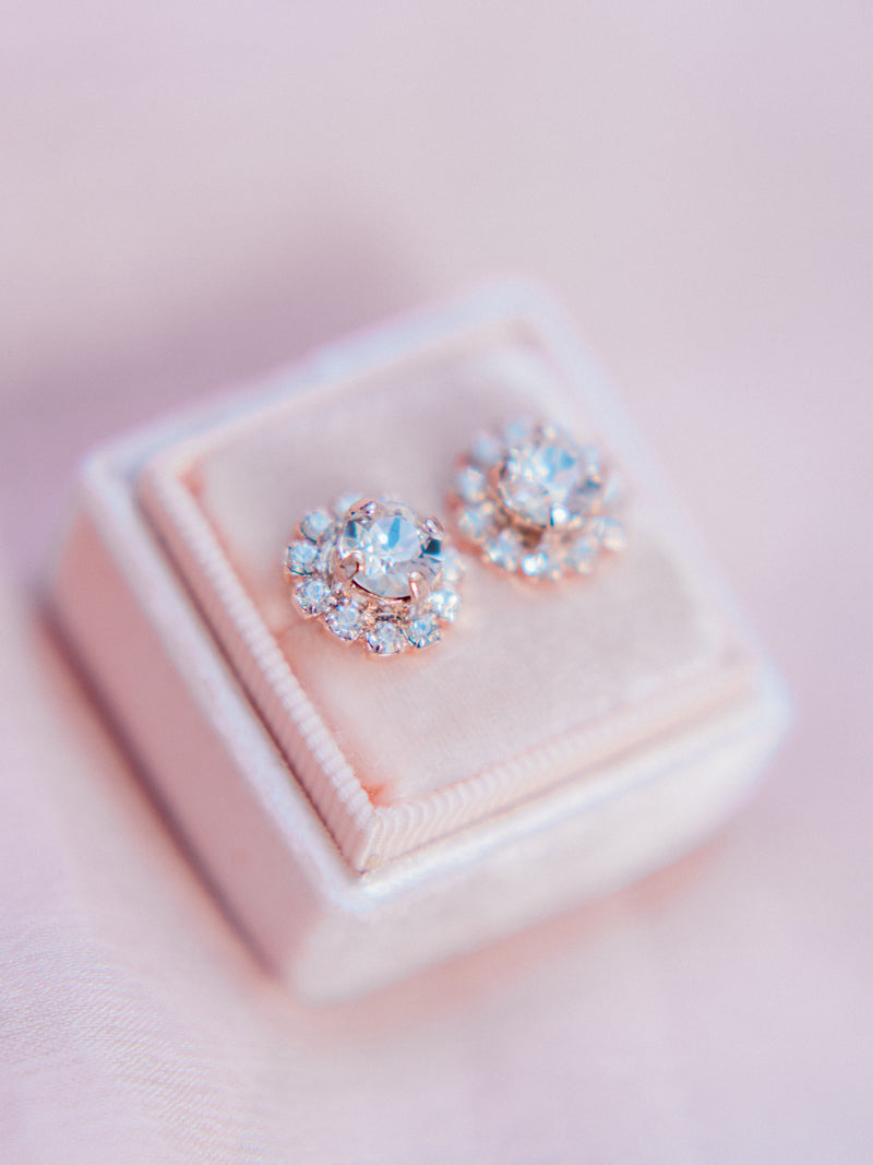 The Cassiopeia Earrings