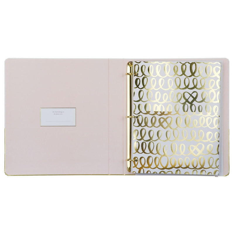 Kate Spade 'I Do' Bridal Planner