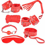 7 Piece Bondage Set