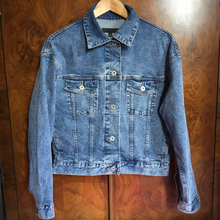 Load image into Gallery viewer, House of Hackney Denim Jacket with Tassels