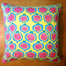 Load image into Gallery viewer, 50x50 Vibrant Pomegranate Cushions