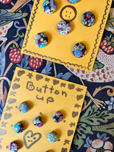 Load image into Gallery viewer, Liberty Print handmade buttons