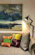 Load image into Gallery viewer, Little and Large Dual Aspect Designers Guild Patchwork Cushions