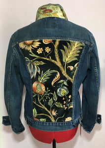 House of Hackney & Liberty London Denim Jacket
