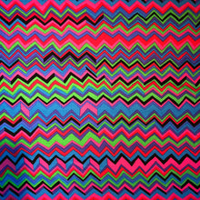Load image into Gallery viewer, Kaffe Fassett Collective 'Pink Zig Zag'