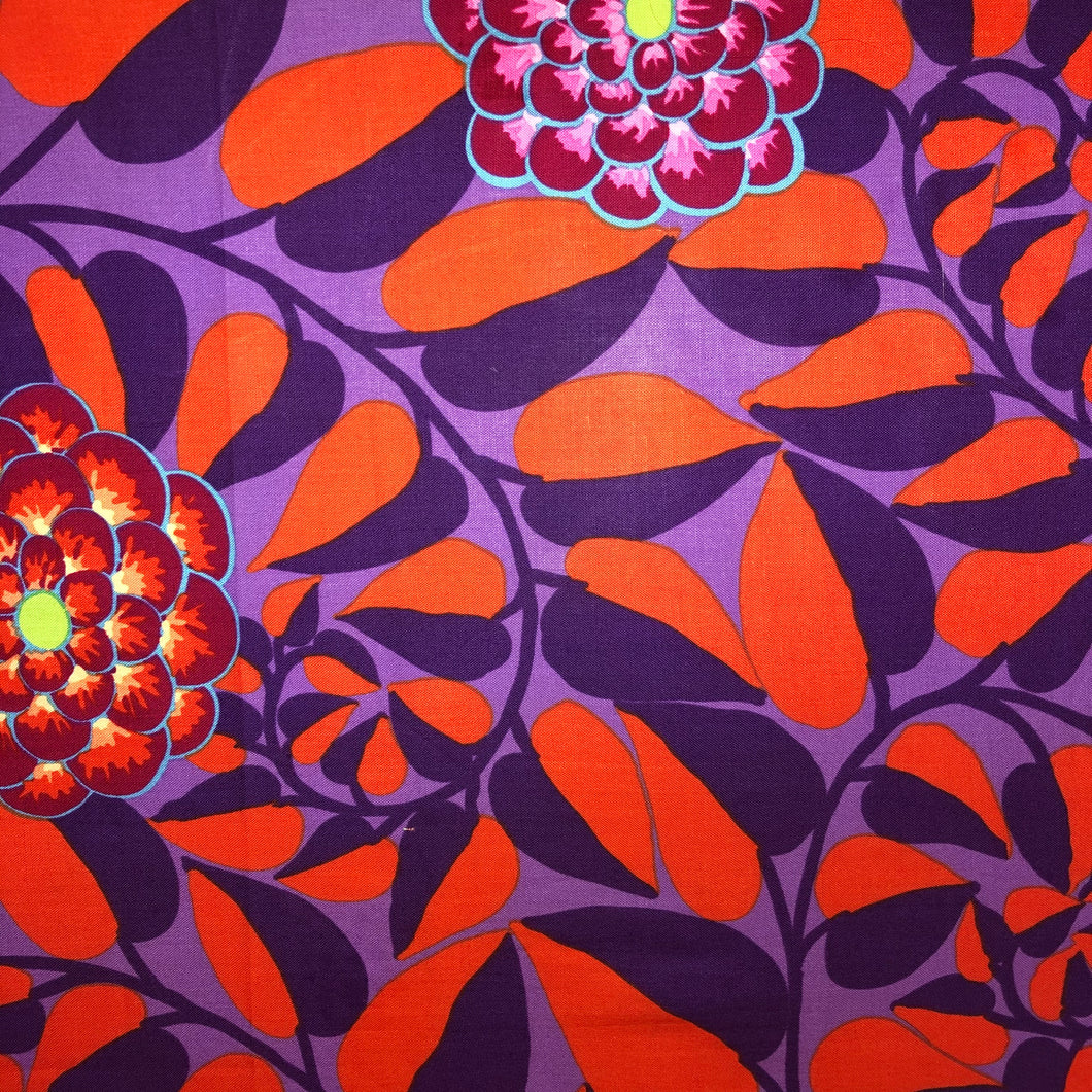Kaffe Fassett Collective 'Purple Vine'