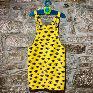 'All eyes on you' Pinafore