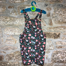Load image into Gallery viewer, Liberty London Kingly Cord 'Floral Dreams' Pinafore