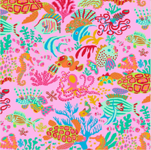Load image into Gallery viewer, Kaffe Fassett Collective 'Pink Scuba'