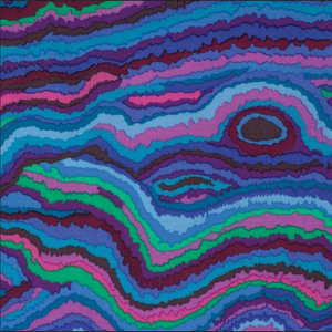 Kaffe Fassett Collective 'Blue Jupiter'
