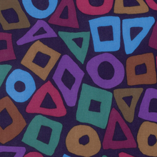 Load image into Gallery viewer, Brandon Mably for Rowan.Westminster 'Purple Puzzle'
