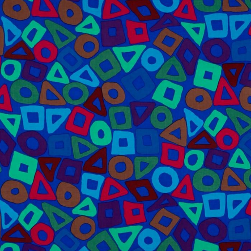 Brandon Mably for Rowan.Westminster 'Blue Puzzle'