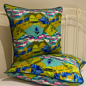 50x50 Seascape Cushions