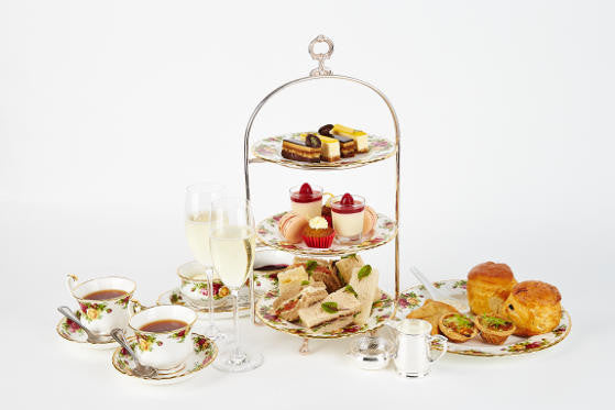 Sparkling Afternoon Tea for two