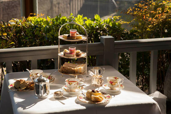 Sparkling High Tea for two