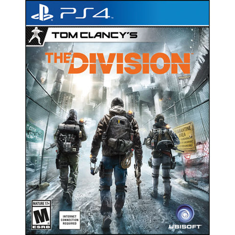 Division, The (ONLINE ONLY) ( Pre-Owned )