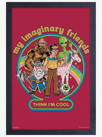 SR My Imaginary Friends Think I'm Cool