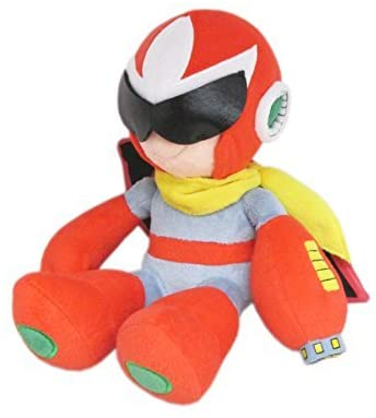 Plush - Proto Man 10 (All Star Collection)""