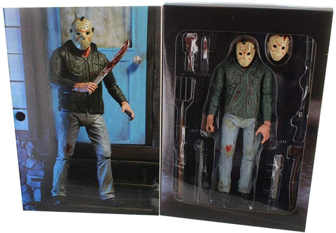 Friday the 13th Part 3 - Jason 7 Figurine""