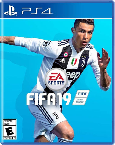 Fifa soccer 19 ( Pre-Owned )