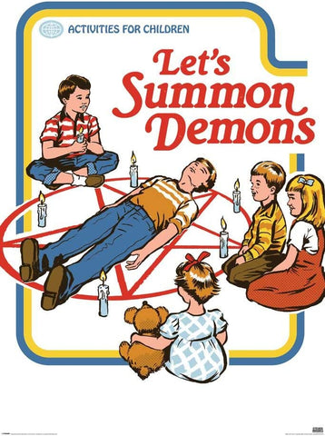SR Let's Summon Demons