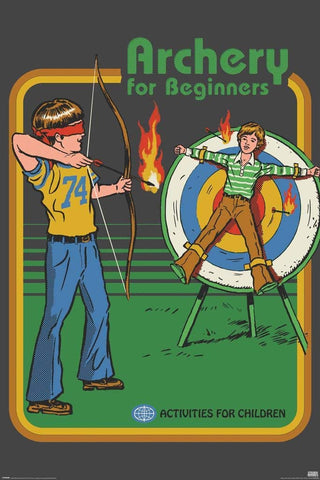 SR Archery for Beginners