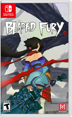 BLADED FURY LAUNCH EDITION