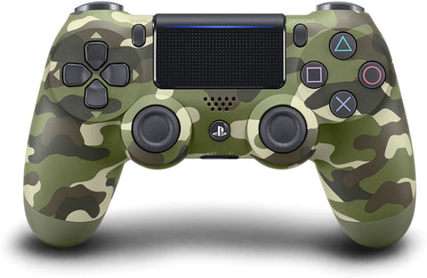 PS4 Wireless Dualshock 4 (Green Camo)