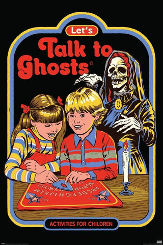SR Let's Talk To Ghosts