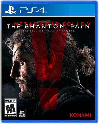 Metal Gear Solid V: The Phantom Pain ( Pre-Owned )