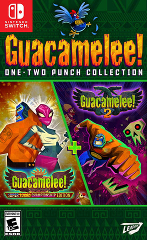 Guacamelee - One Two Punch