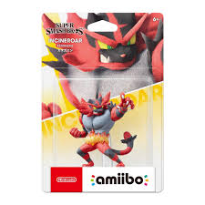 Amiibo - Super Smash Bros (IncineRoar)