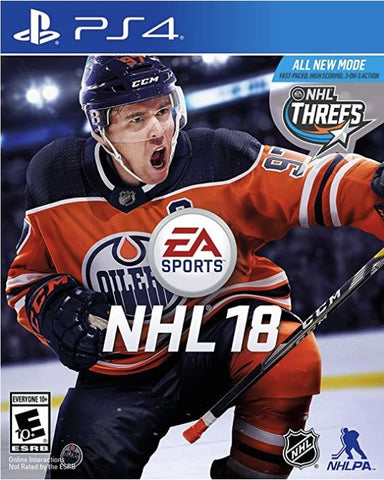 NHL 18 ( Pre-Owned )