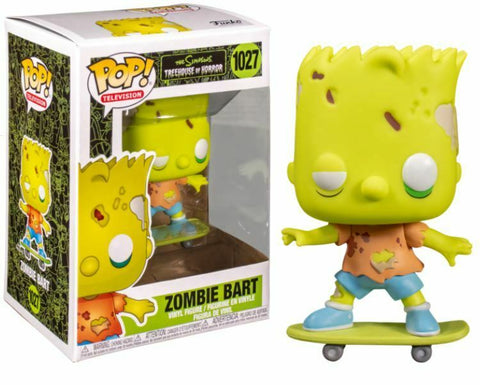 POP! Simpsons - Zombie Bart