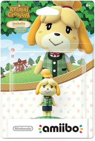 Amiibo - Animal Crossing Isabelle (Summer)