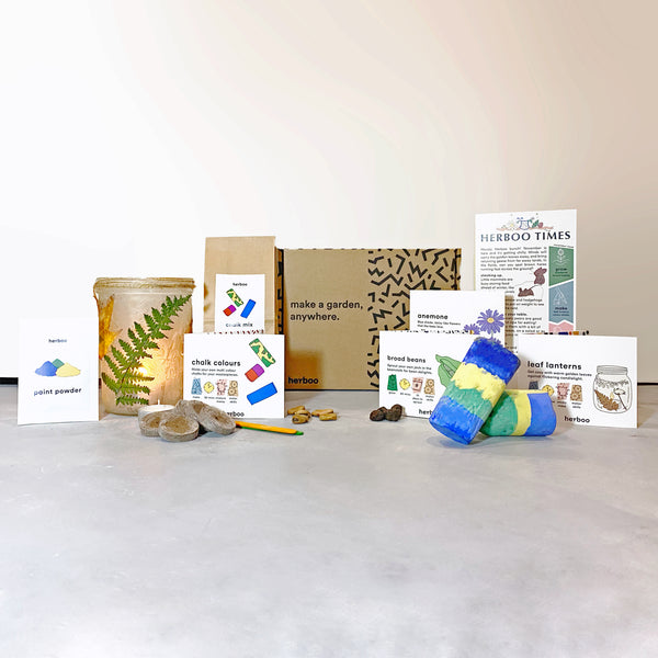 Kid's Garden + Nature Box - 12 Month Gift Bundle
