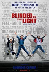 Blinded by the Light Music Movie Poster