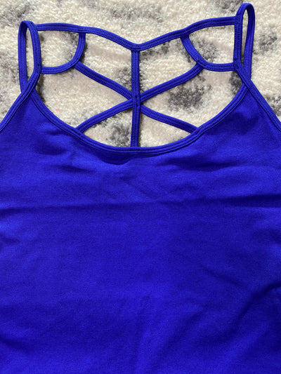 Strappy Tanks - Multiple Colors - FINAL SALE