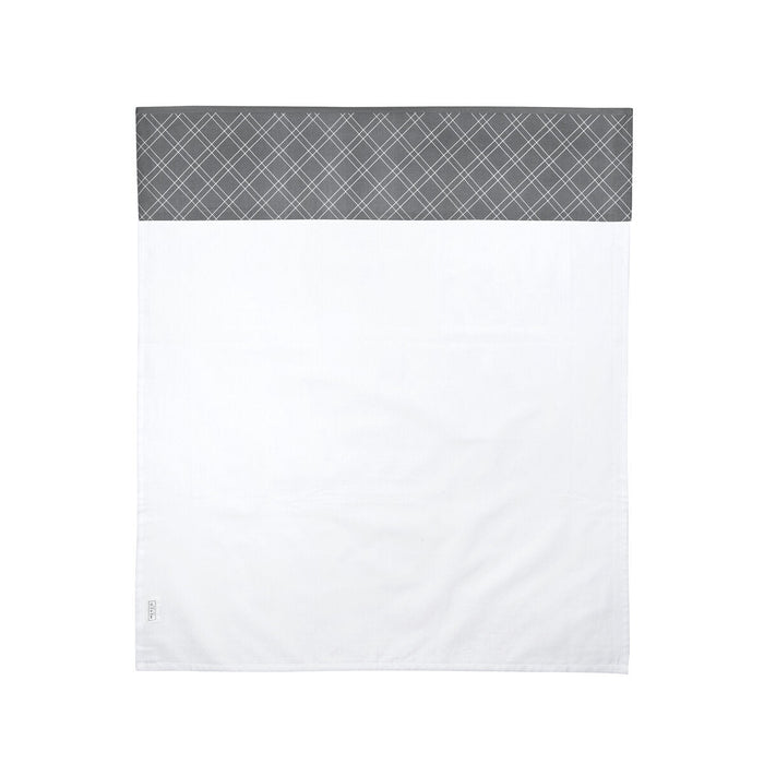 Meyco Σεντόνι 100x150 cm Diamond Grey