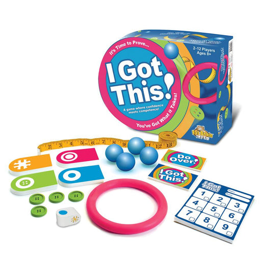 Fat Brain Toys - I Got This!