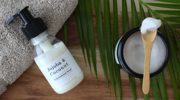 Jojoba & Coconut cleansing milk
