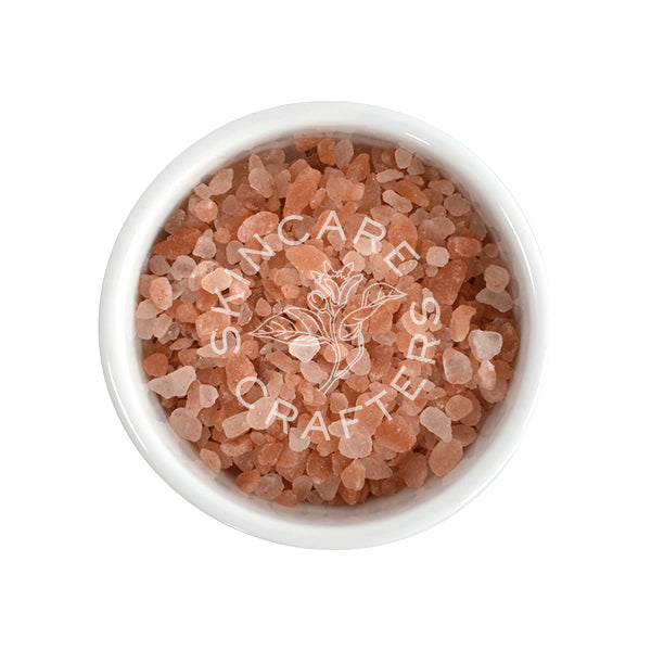 Himalayan Pink Salt - Coarse particle size 2 - 5mm