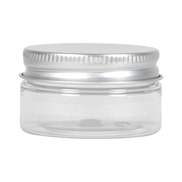 PET Jar Clear 48mm